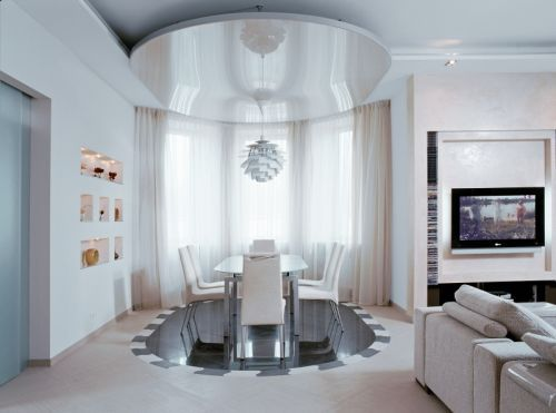 Modern White Interior House In Kharkov By Vladimir Latkin Home - Modern-white-interior-house-in-kharkov-by-vladimir-latkin