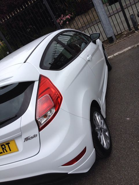 the ford fiesta zetec s one of the many cars and vans available rh pinterest com