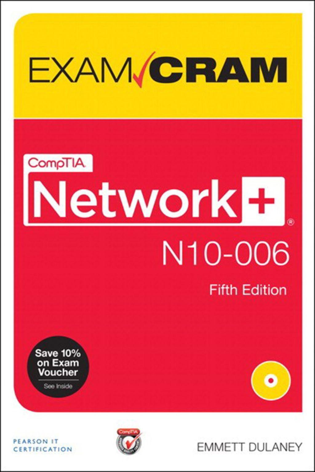 Comptia Network N10 006 Exam Cram 5th Edition Ebook In 2021 Exam Cram Exam Free Books Online