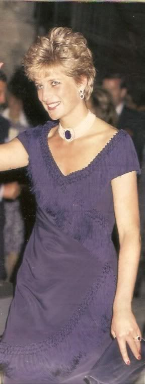 May 1992 (day 1 do Spanish tour) Princess Diana in Seville. The couple began their tour on Wednesday evening, when they flew into the airport already dressed and prepared to attend a concert by the Royal Liverpool philharmonic in. The cathedral.