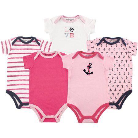 Luvable Friends Unisex-Baby Girls Cotton Dress