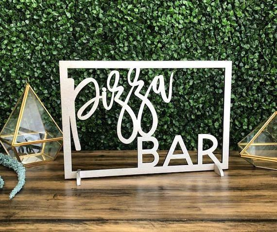 Pizza Wedding Reception Ideas: Pin By Tanner Blue On Rehearsal Dinner In 2019