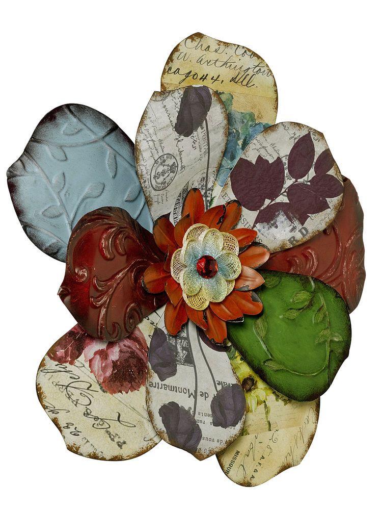 Stunning Heine Wand Deko Blume bunt Wanddeko im Wohnen Shop auf