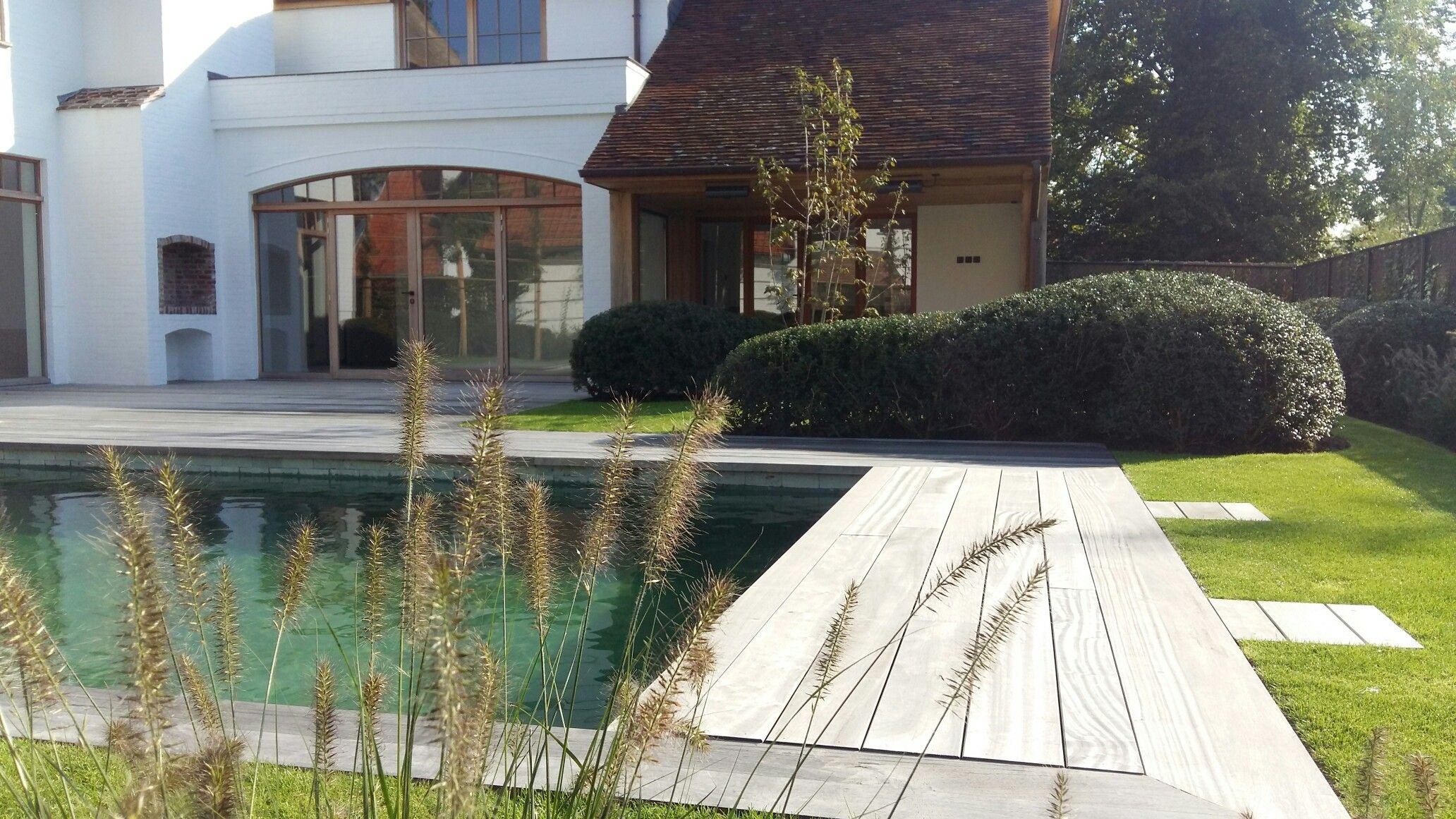 Ontwerp stephen baelde garden & pool ideas pinterest garden pool