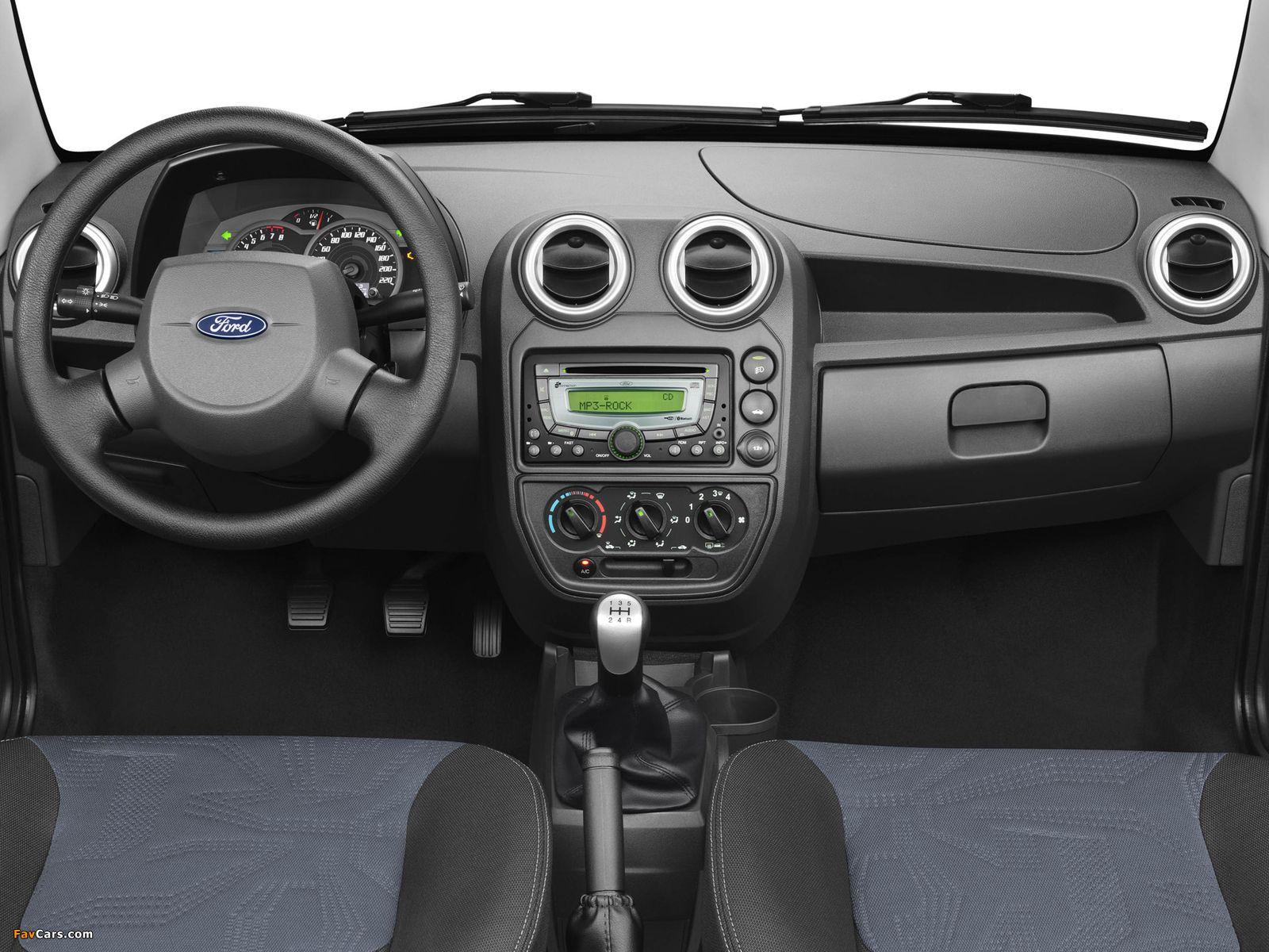 Ford Ka Br Spec 2011