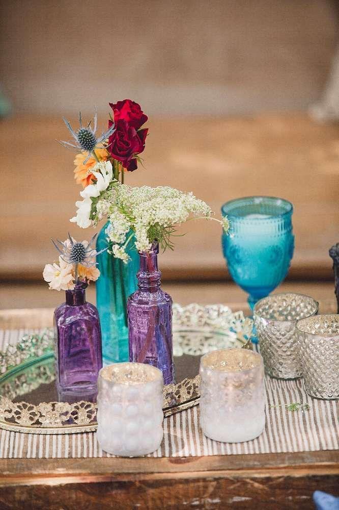 Boho Chic Wedding Party Ideas   Boho wedding ideas ...