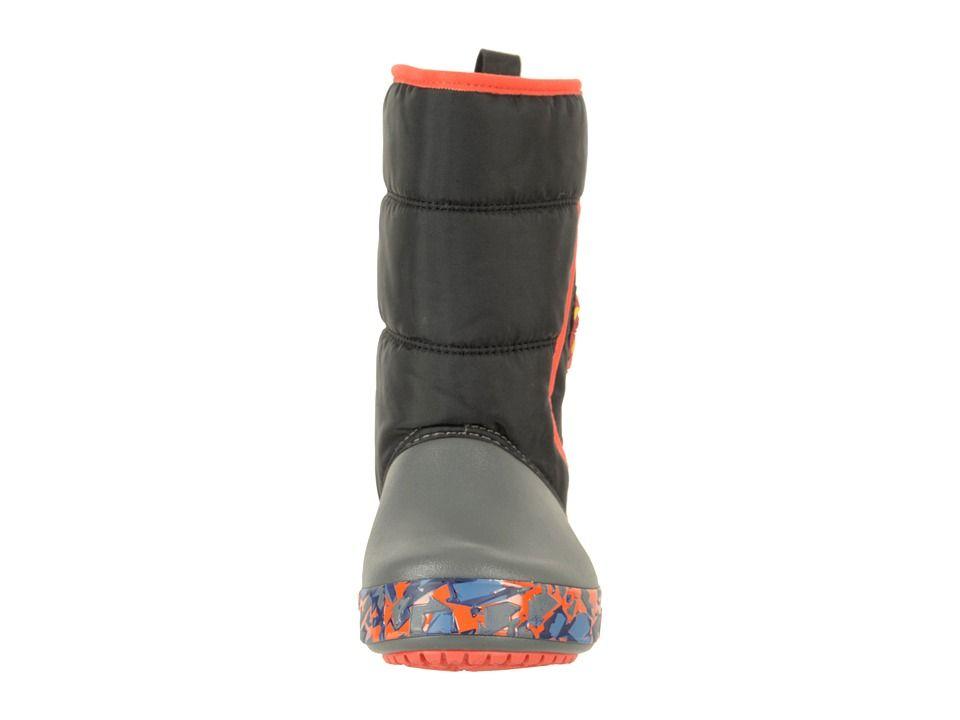 Crocs LodgePoint Lights Roborex Kids Boot Robosaur Rex