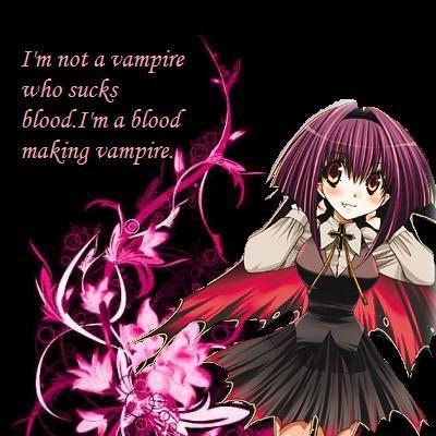 Karin Chibi Vampire