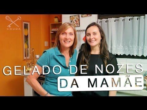 Gelado de Nozes da Mamãe - Confissões de uma Doceira Amadora - YouTube