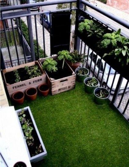 Arredamento balcone di casa - Arredare il balcone di casa con ...