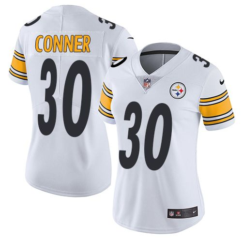 new concept ac50b 58829 australia nike steelers 30 james conner black stitched ...