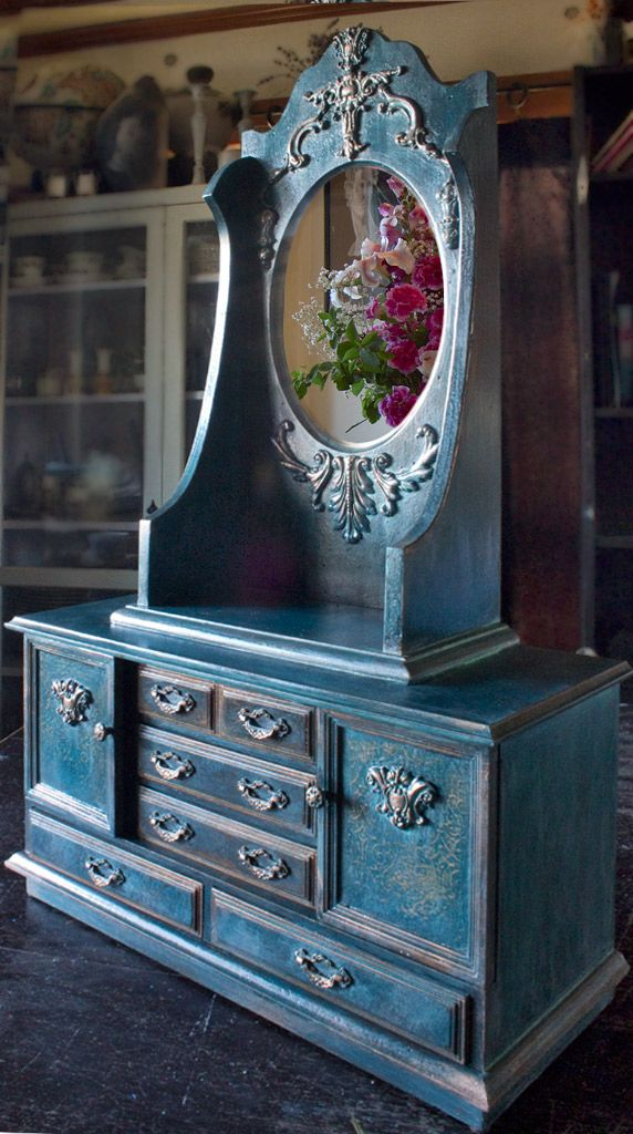 Shabby Chic Decor Diy Distressed Furniture