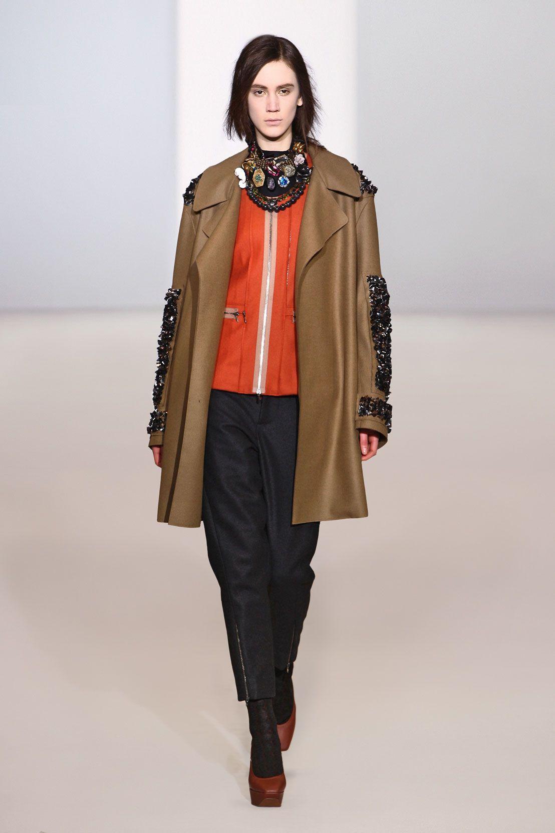 Marni Fall 2009 Ready-to-Wear by Consuelo Castiglioni