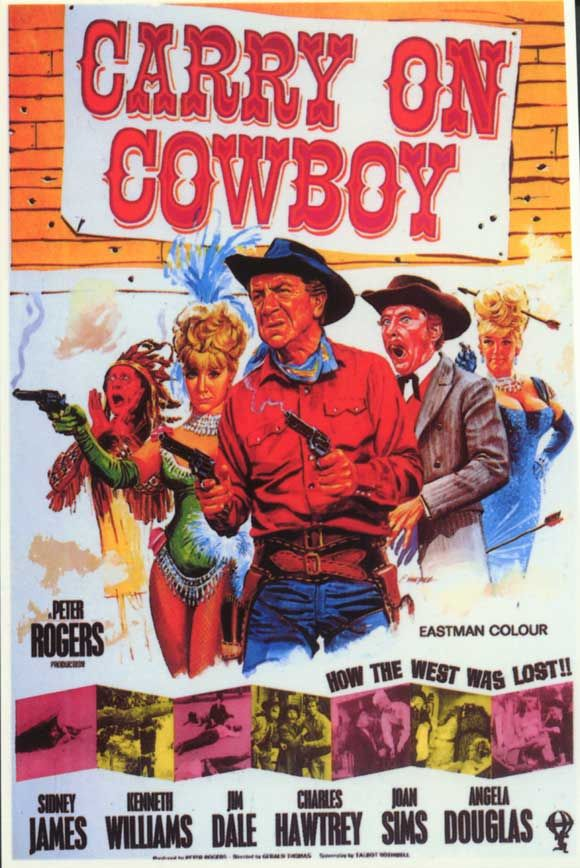 Watch Carry on Cowboy Full-Movie Streaming