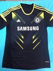 For Sale - Chelsea FC England Soccer Black Jersey Adidas Sz M - See More at http://sprtz.us/ChelseaEBay