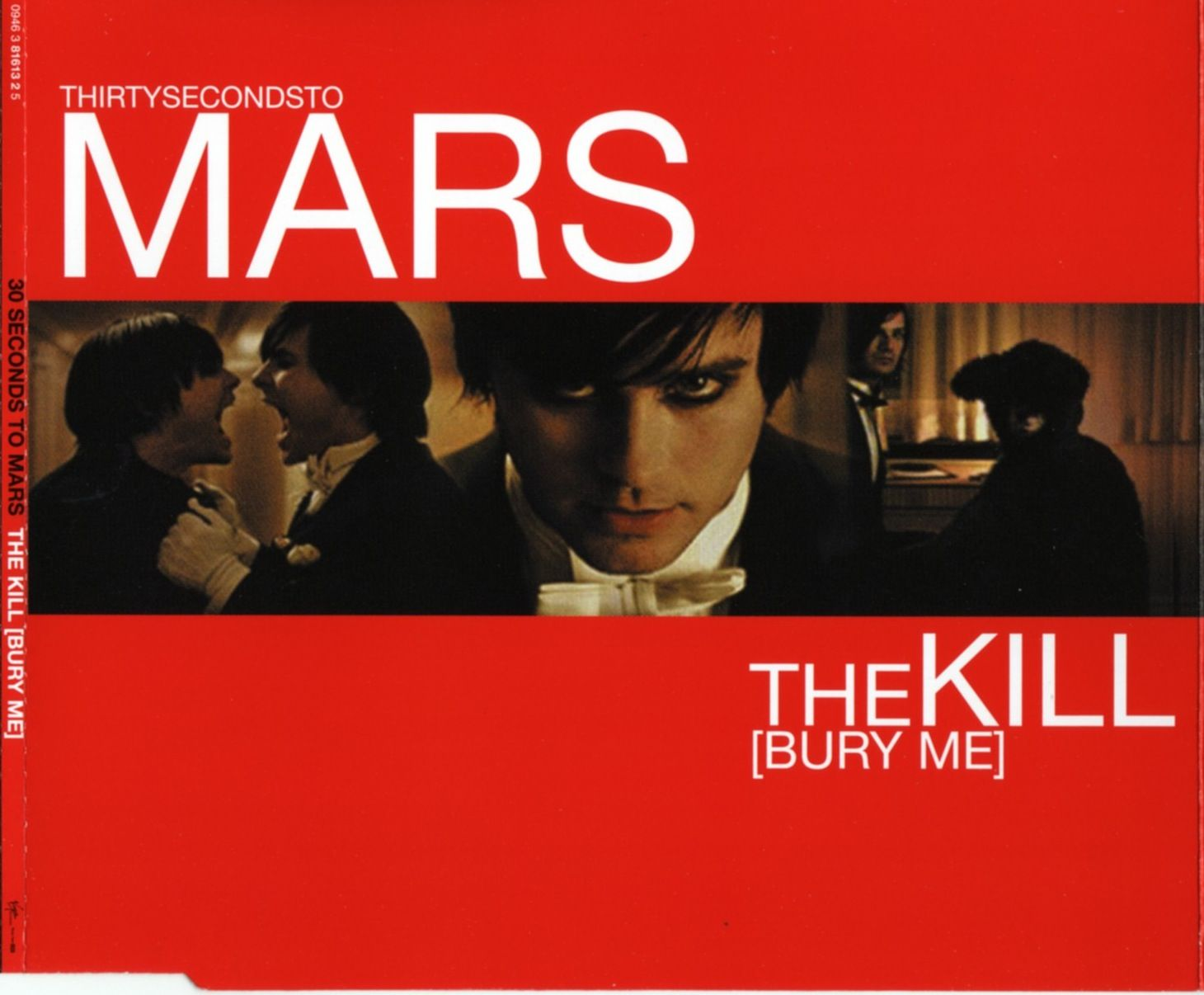 The Kill Written Along With The Subtitle Bury Me In
