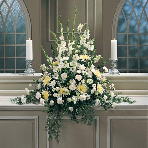 Altar Wedding Decoration Ideas: Altar Wedding Decorations