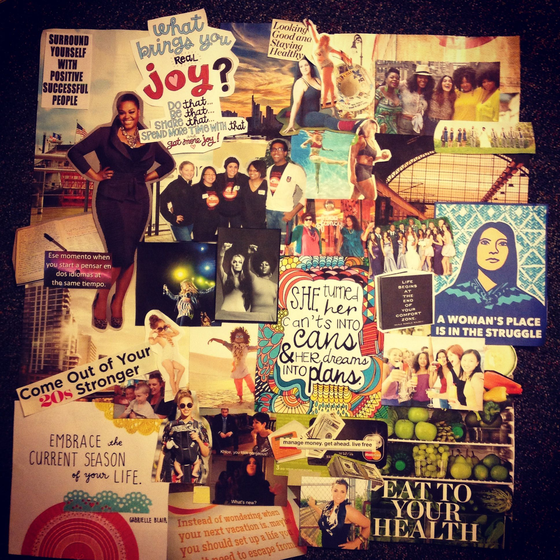 Vision Board Yes Pinterest Board Journaling And Journal