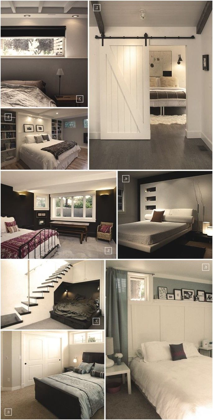 8 best basement bedrooms ideas on pinterest basement bedrooms