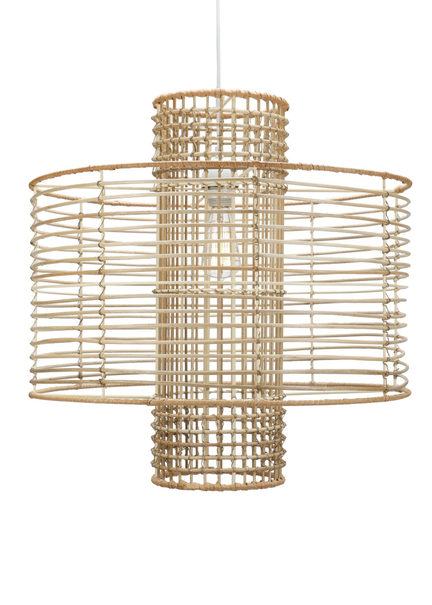 Aeledine Deco Pendant Natural Pendant Light Hanging Pendants Pendant Lighting