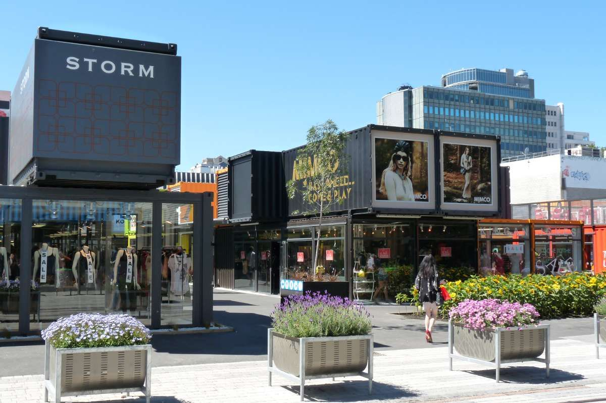 shipping container mall | Shopping in Container stores ...