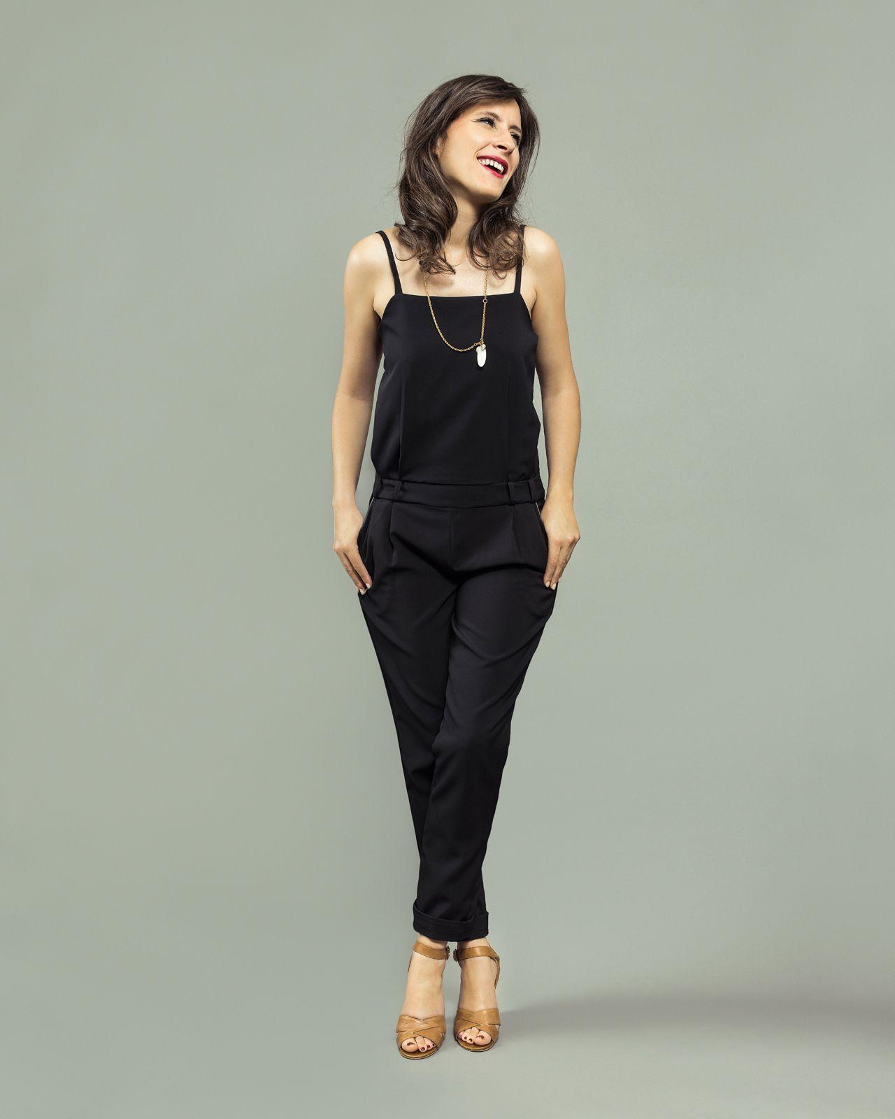 Orageuse Patron Copenhague Combinaison Pour Femme De Couture 6gYxx5qAw