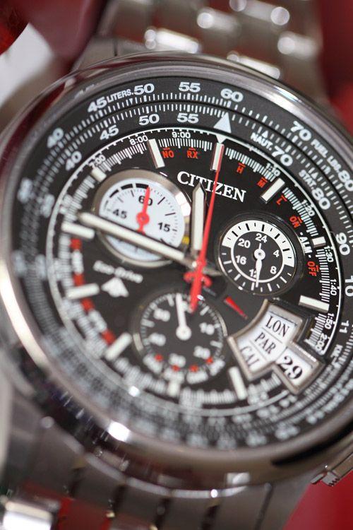 f58755303a6 Pilot Evolution 5 BY0011-50F Citizen Watch