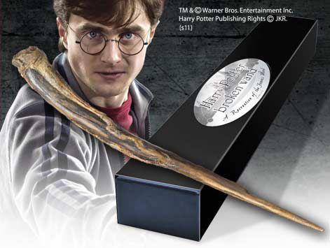 Varita Mágica Harry Potter Las Reliquias De La Muerte Harry Potter Varita Magica Harry Potter Harry Potter Varitas