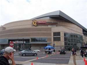 Quicken Loans Arena Cleveland In Cleveland Now Bobcatstaking On Akron Tonight At 6 00 Quicken Loans Arena Cleveland Cleveland Ohio