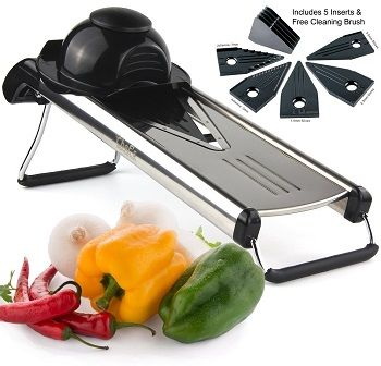 Best Mandoline Slicer In 2016  Kitchen Ideas  Pinterest Captivating Kitchen Mandoline Design Decoration