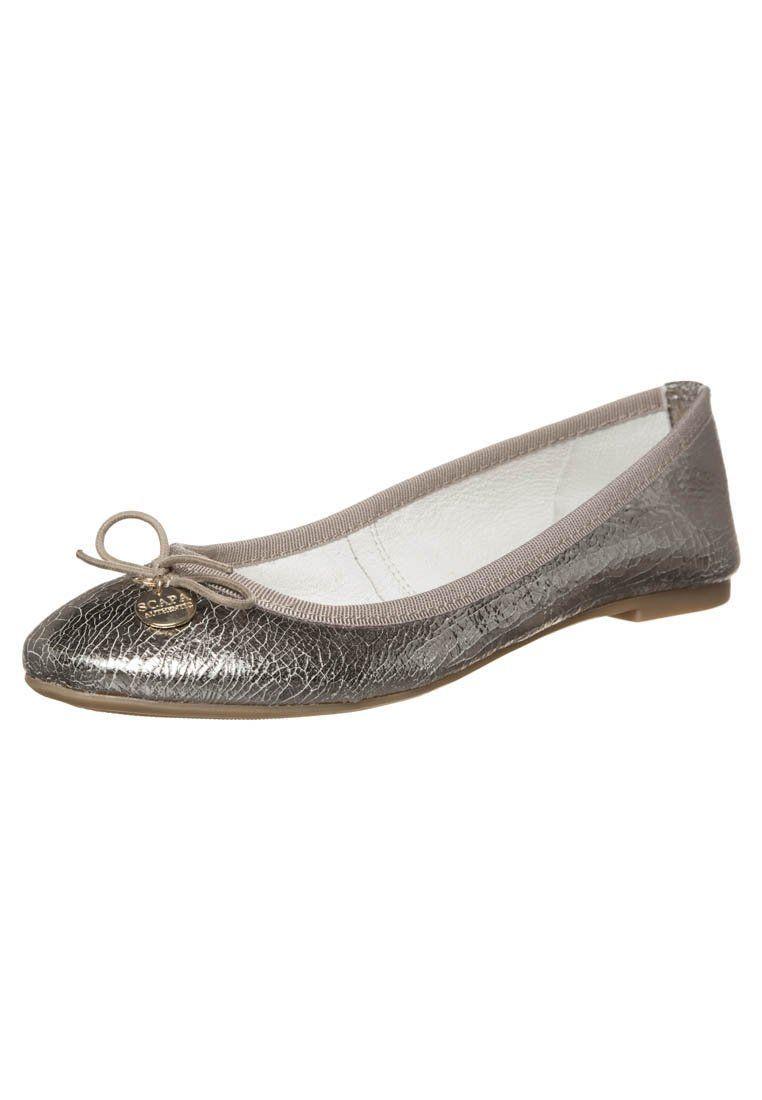 Scapa Ballet pumps - silver 0T44i3fVn