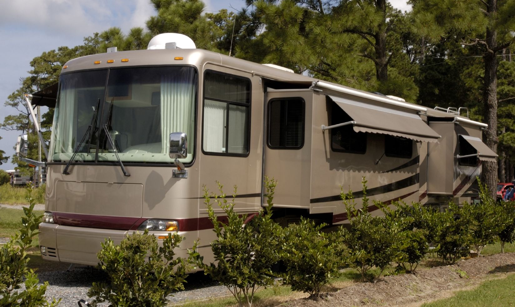 Connect with people right in your rv park rvillage rv