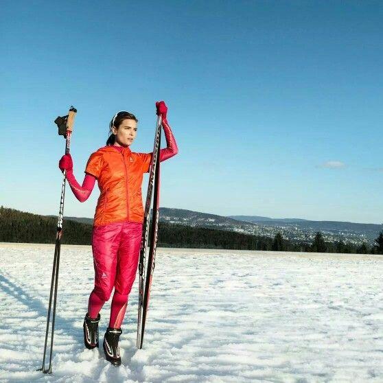 Shiny Odlo Skiwear