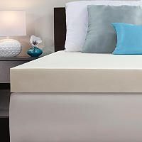 Dreamfinity 4 Memory Foam Topper Various Sizes Sam S Club Memory Foam Topper Bed Linens Luxury Cal King Bedding