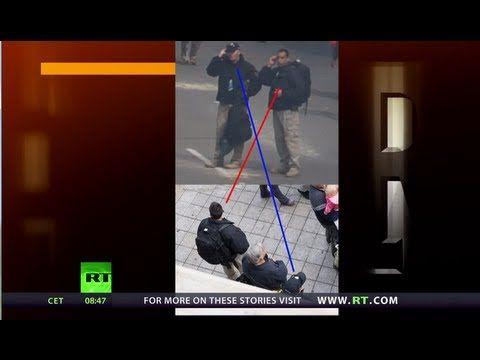 MUST SEE: BOSTON BOMBING FALSE FLAG HITS MAINSTREAM MEDIA - RT
