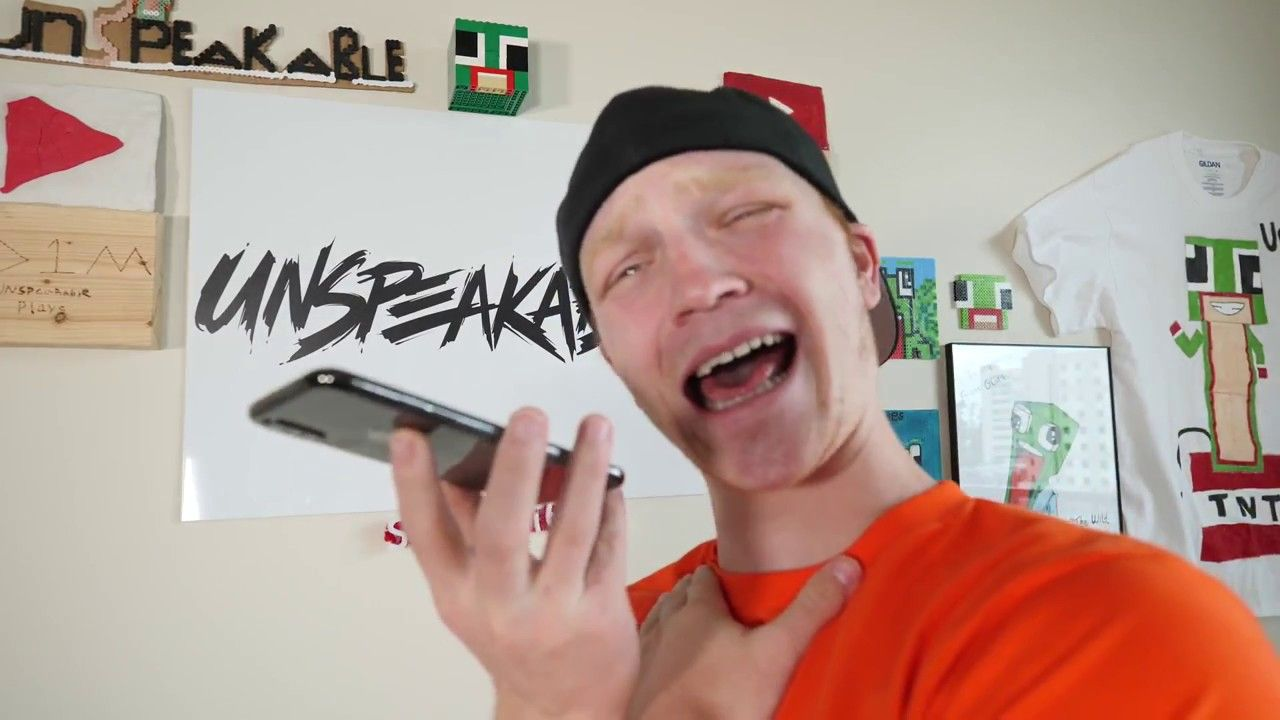 UNSPEAKABLE'S NEW APP! (CHASECRAFT) App