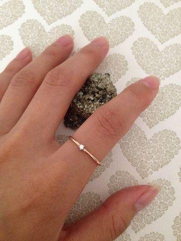 Valentine White Diamond Ring - Alice Or Jewellery