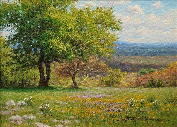 Realistic Art Gallery Of Oil Paintings By William Hagerman ภาพวาด