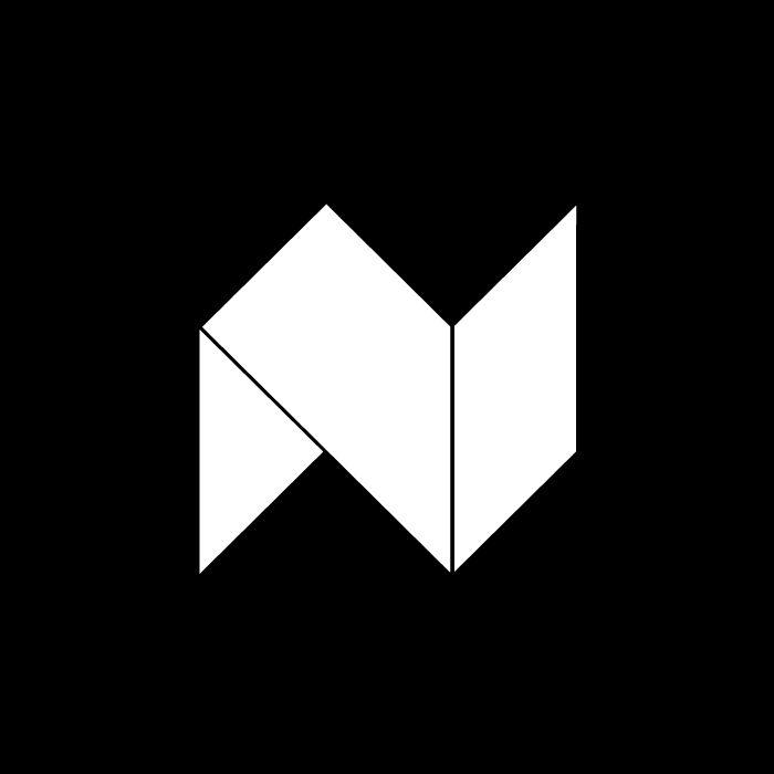 Nuratex by Bob Noorda. (1965) #logo #design #branding