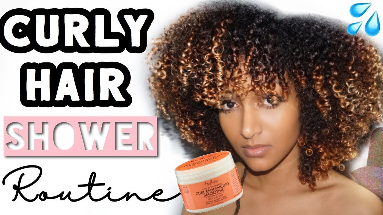 Reattempting Shea Moisture In My Curly Hair Routine Defined Wash