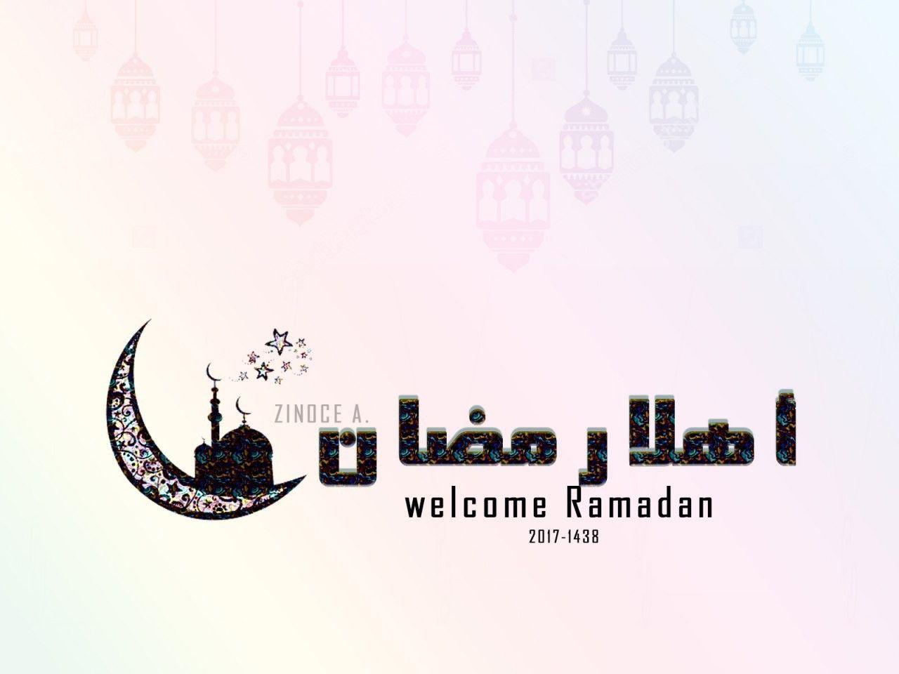 اهلا رمضان Ramadan Ramadan2017 رمضان كريم Ramadan Home Decor Decals Poster