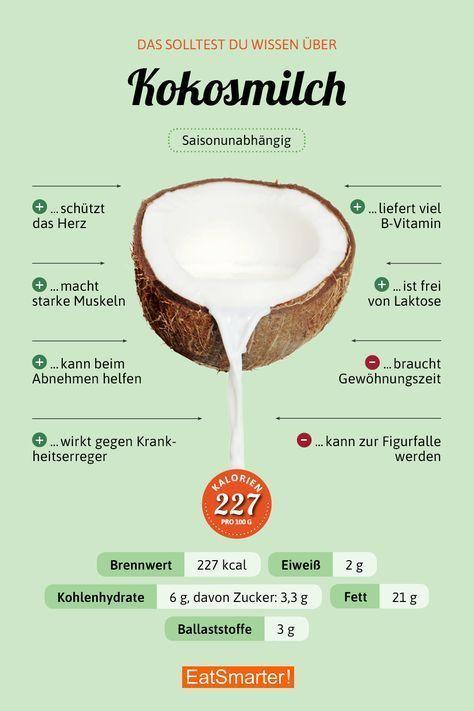 Kokosmilch – Kokosöl & Co
