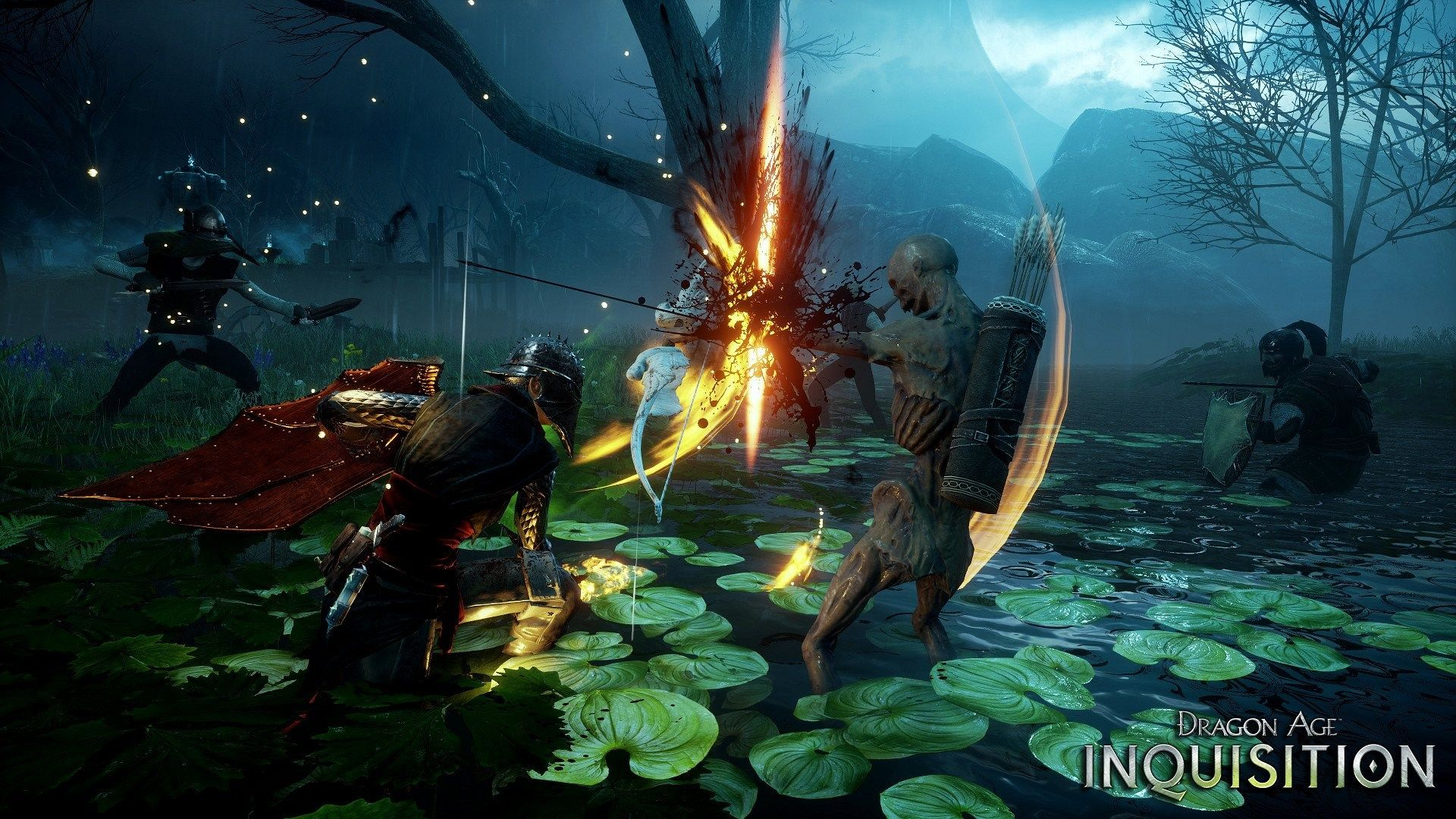 Dragon Age Inquisition Free Hd Widescreen 1920x1080 Dragon Age Inquisition Dragon Age Call Of Duty Ghosts