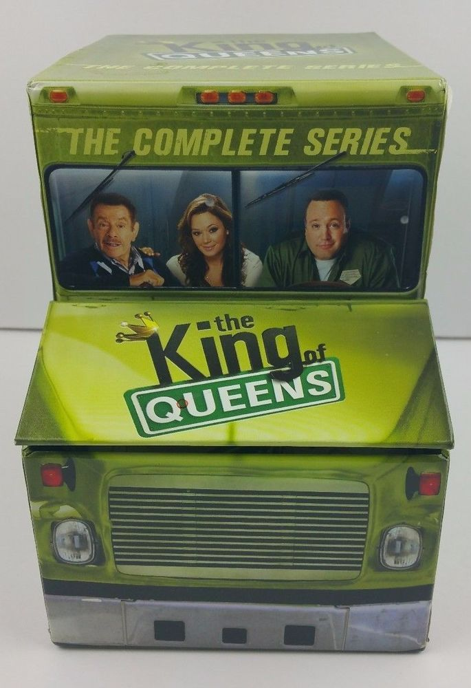 King Of Queens Burning Series