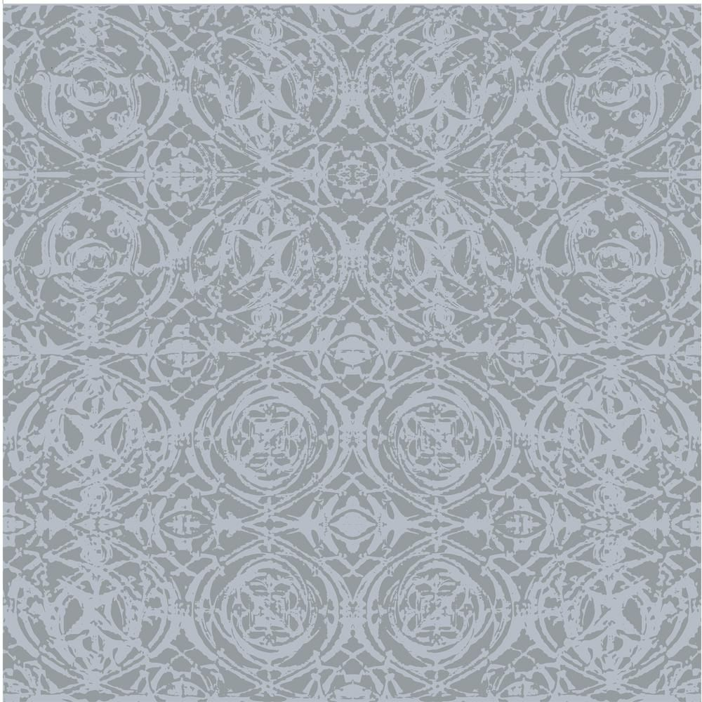 Mitchell Black Debut Collection Rosettes in Grey Removable