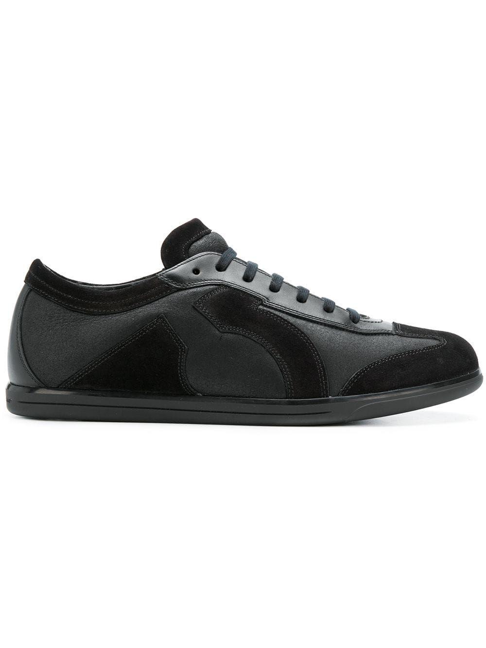Salvatore Ferragamo low top sneakers Black in 2019