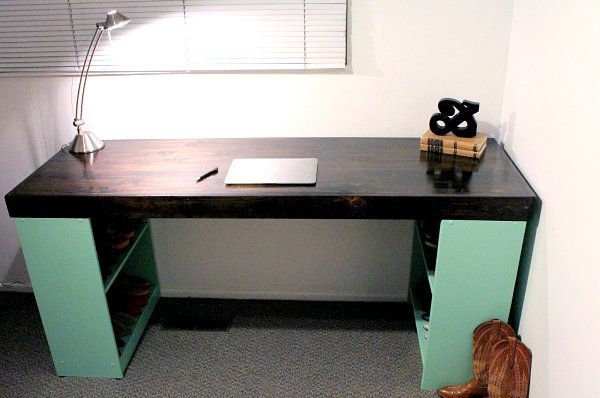 DIY Office Desks for the Modern Home Diy office desk