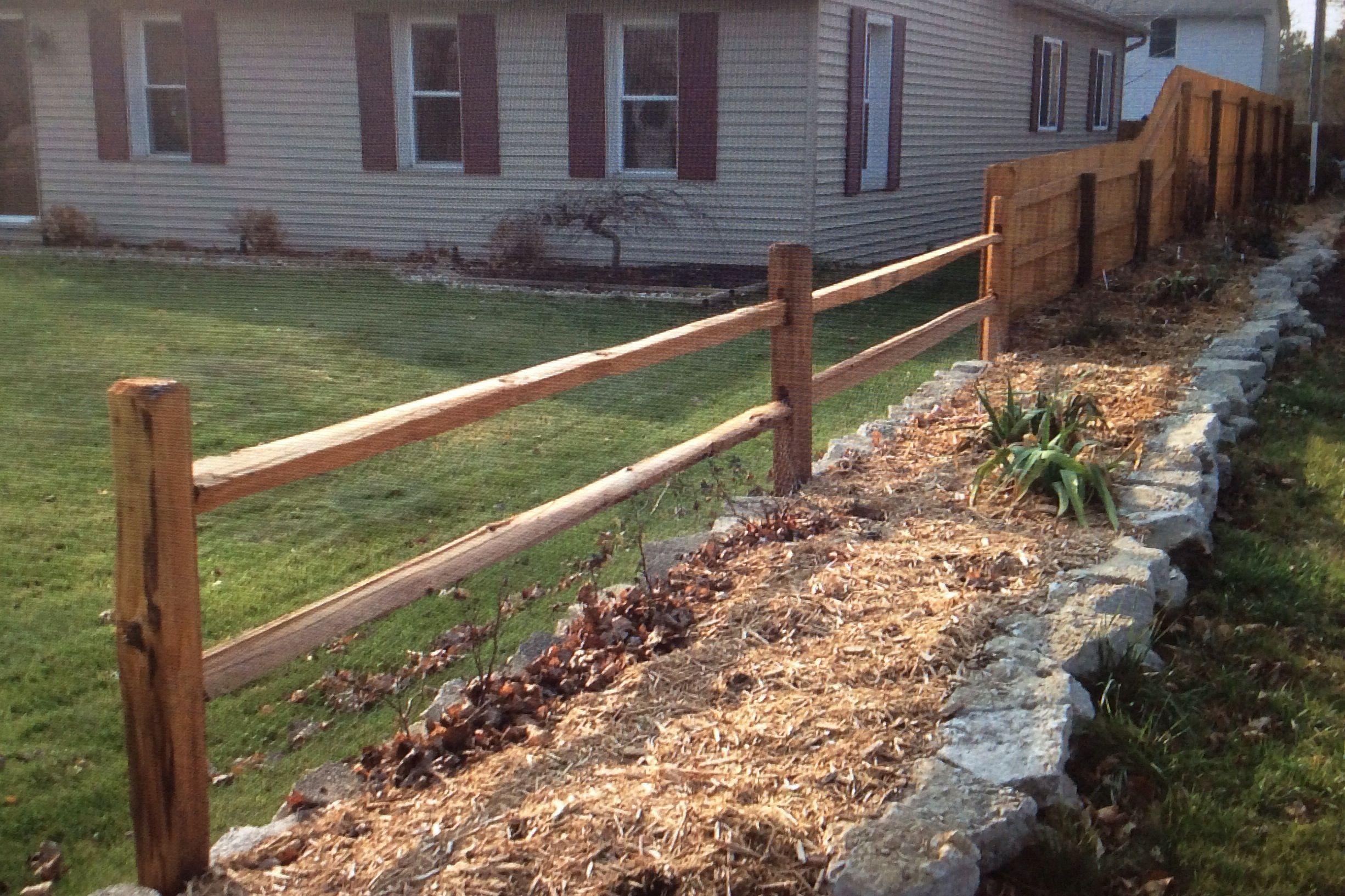 9 Smashing Clever Hacks Backyard Fence Edging Small Fence Design