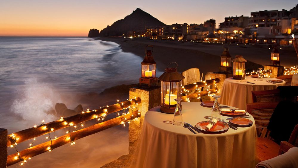 candles on the beach at night - Google Search