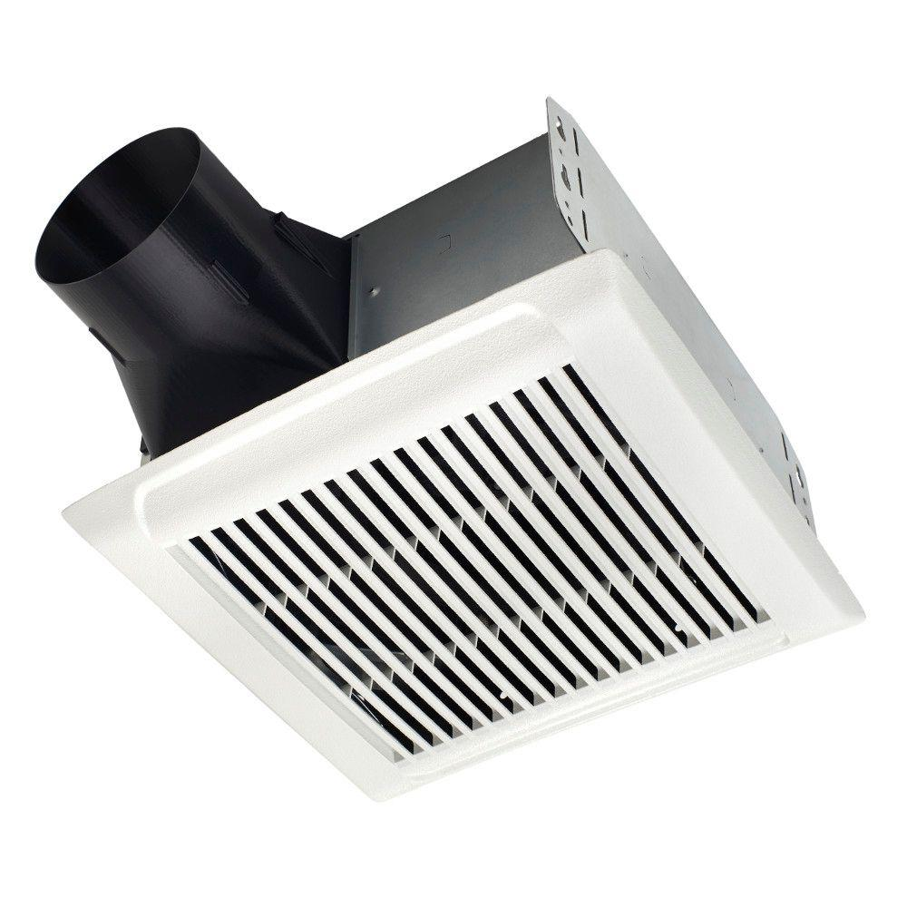 Nutone Invent Series 80 Cfm Wall Ceiling Installation Bathroom